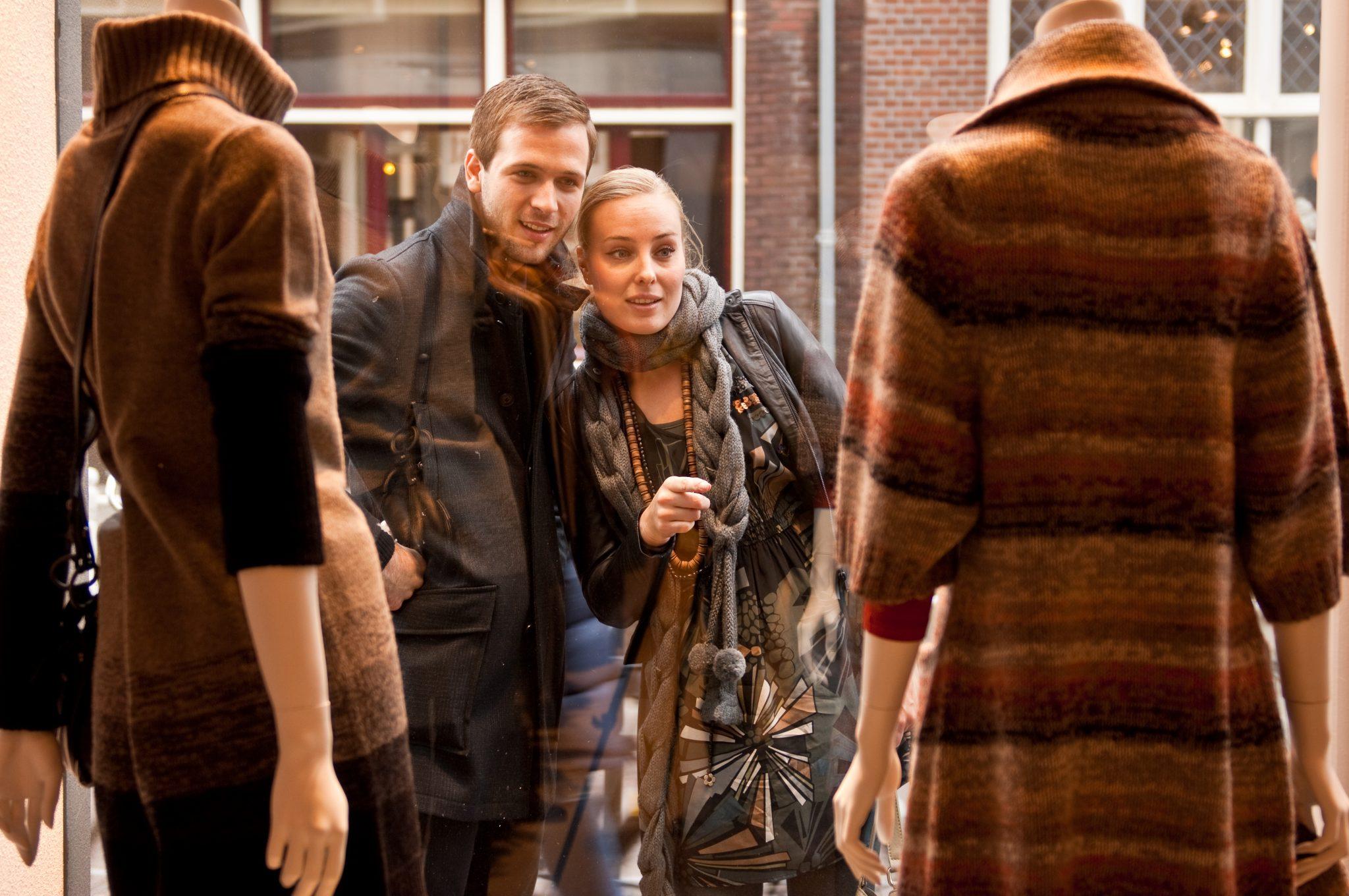 Shoppen in Delft koopzondag