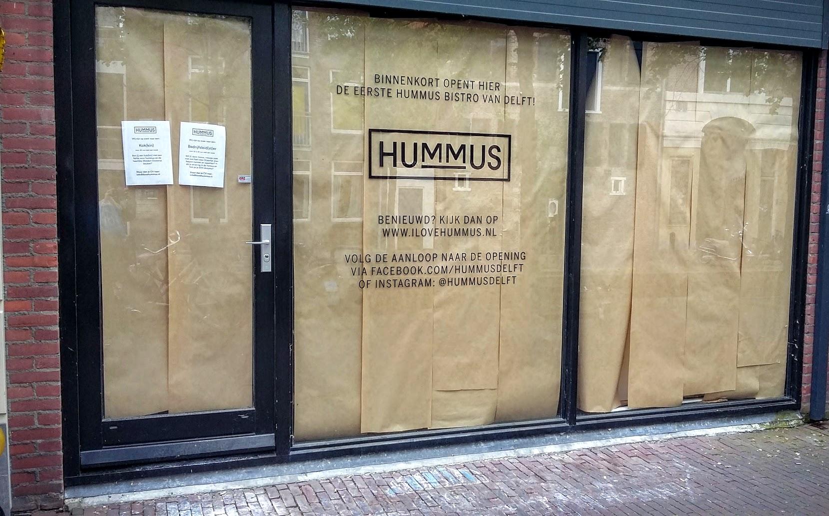 Hummus Delft