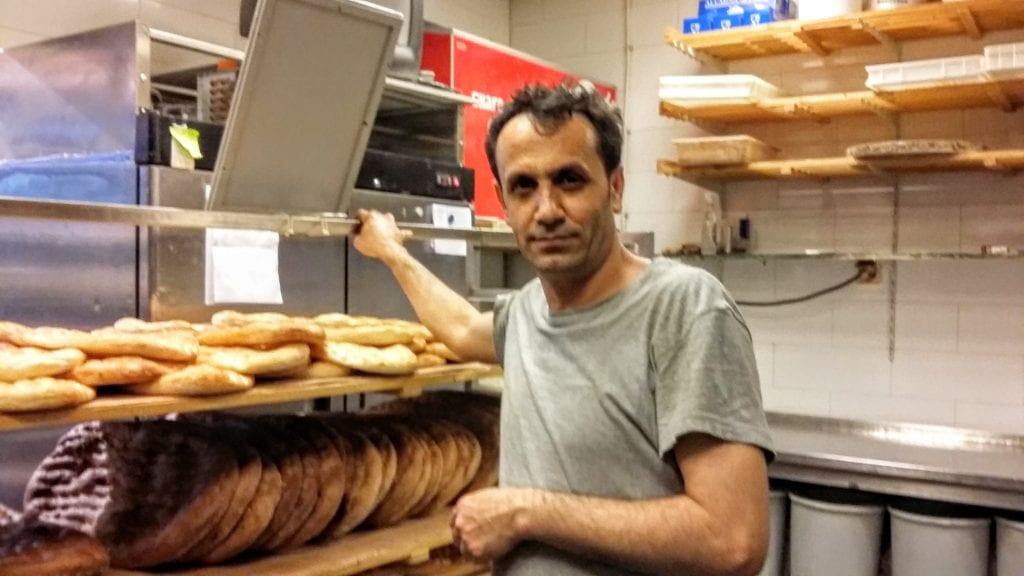 Turks brood van Muslum Gunes