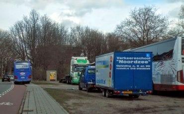 Zuidplantsoen Touringcars Delft 3