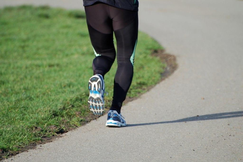 Hardlopen in Delft