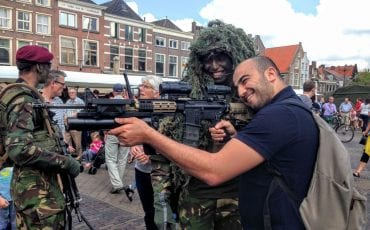Landmachtdagen Delft