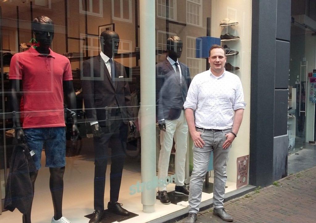 Yvo Sonneveld Luilak Actie Delft