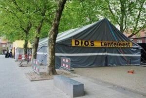 Dios Lentefeest Pinksteren Delft