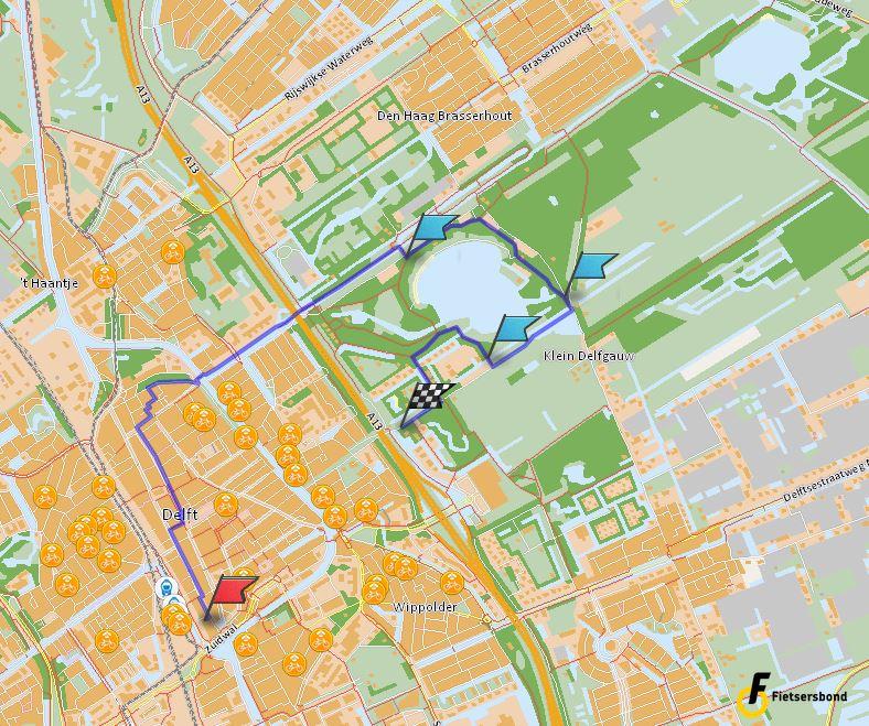 Waterspeeltuin Delft