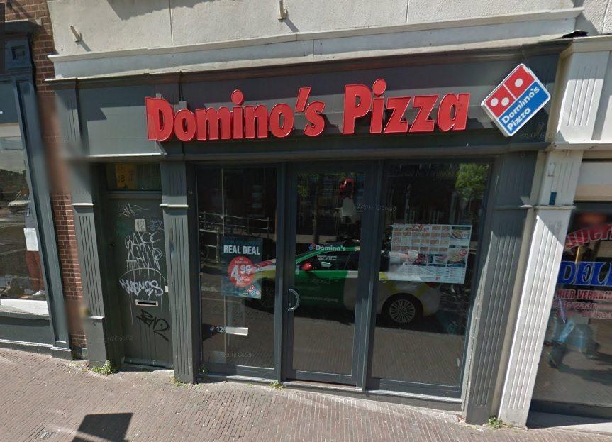 dominos pizza delft