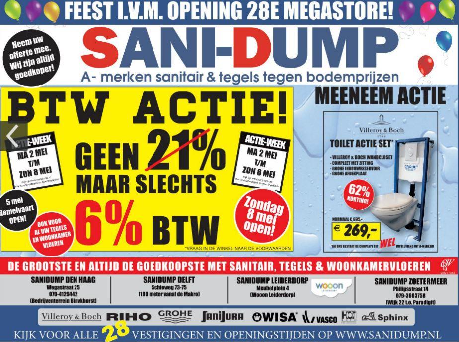 sanidump Delft
