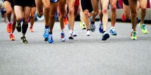 Wedstrijden hardlopen