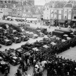 Markt Delft oorlog