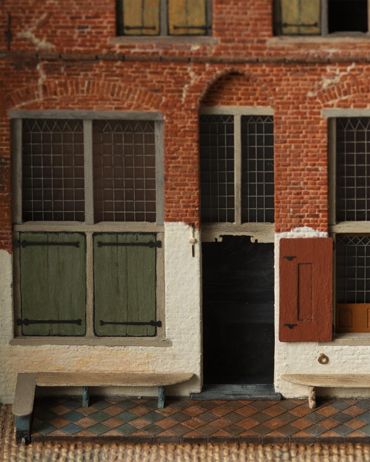 Miniatuur Vermeer Centrum Delft