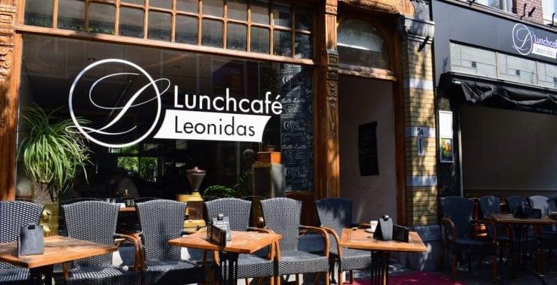 lunchcafé leonidas delft