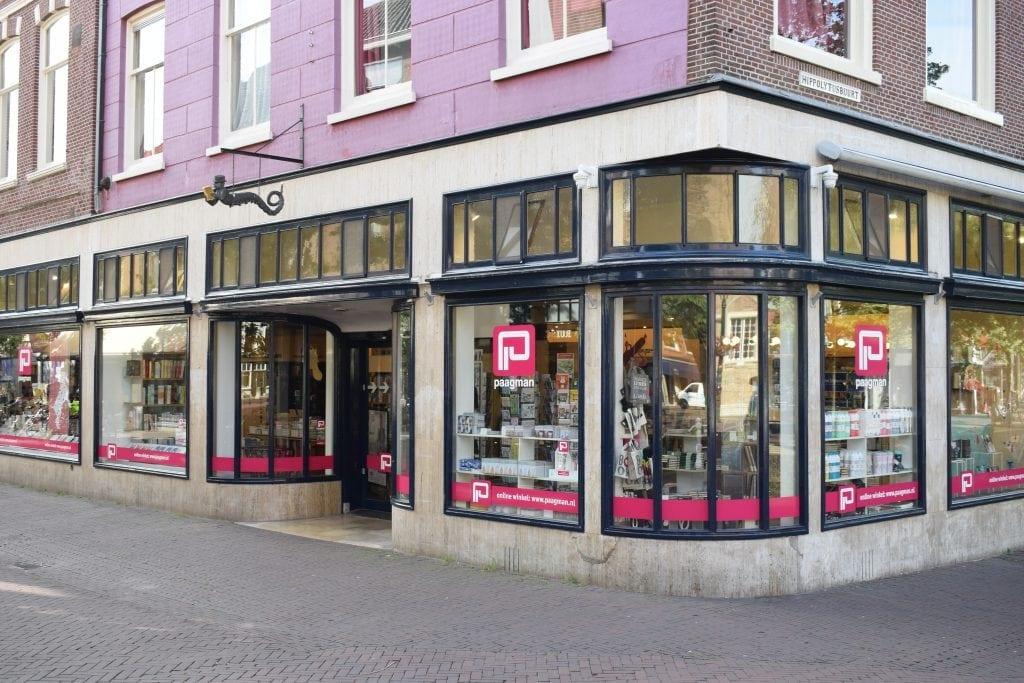 Paagman Choorstraat Boekhandel