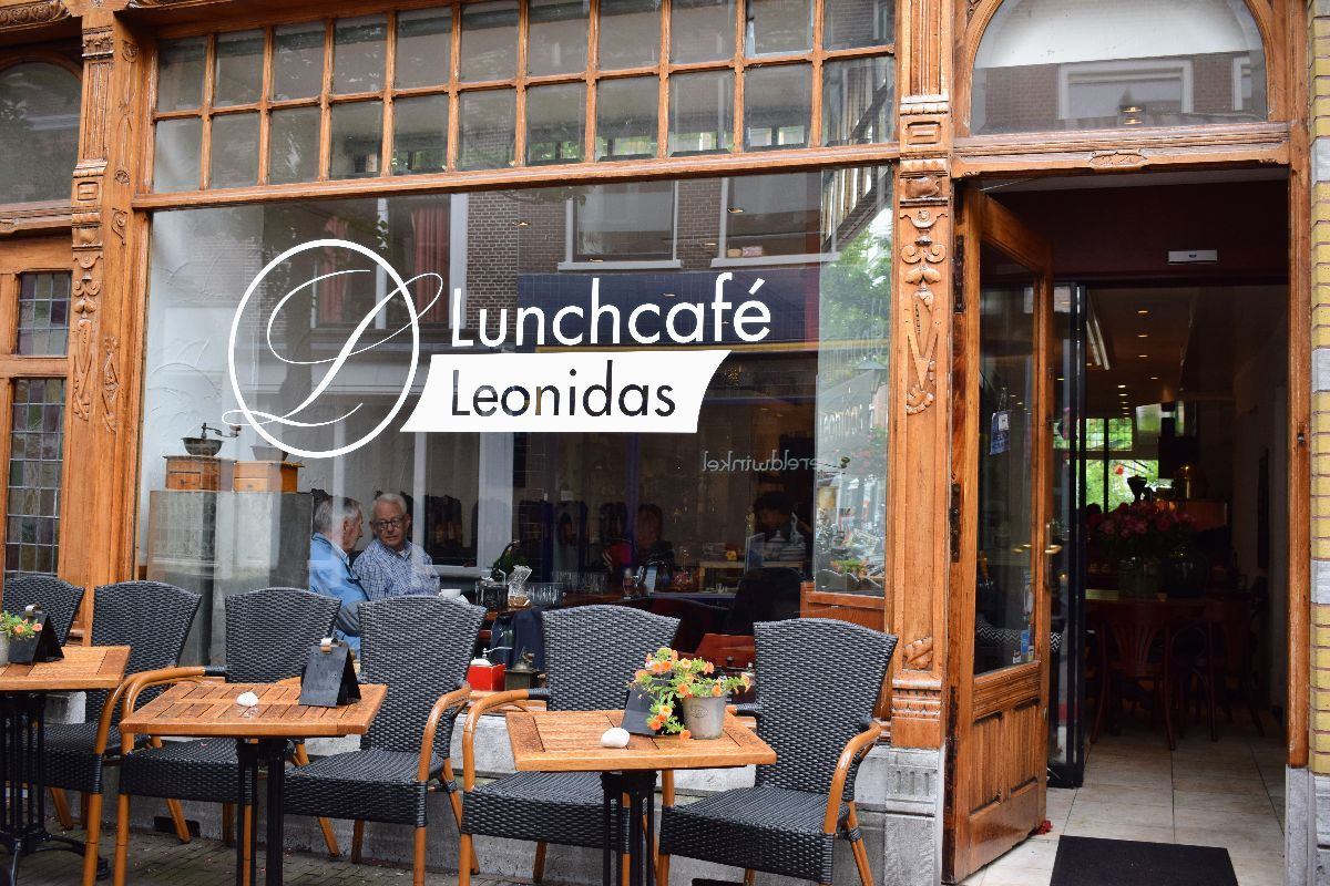 lunchcafé leonidas