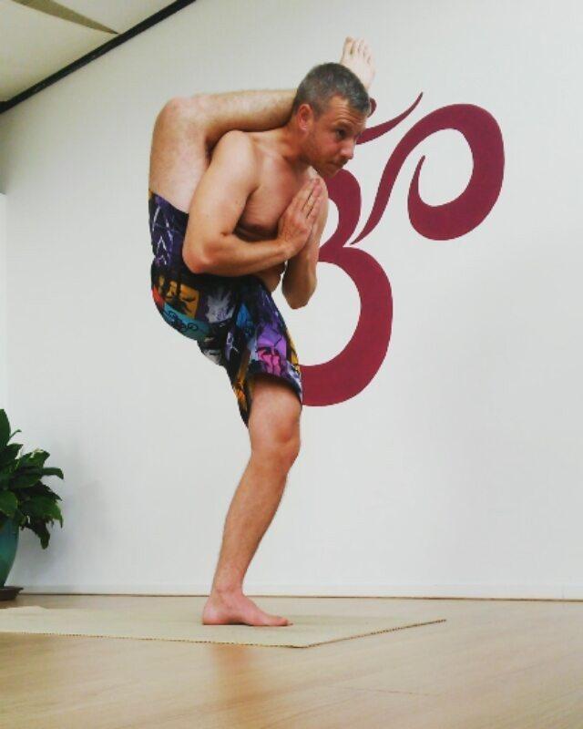 Yoga Delft David van der Gaag