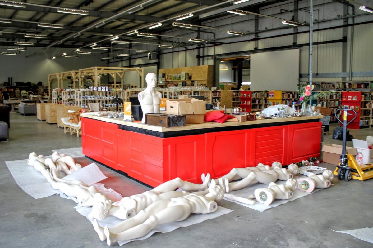 Rataplan kringloopwinkel Delft