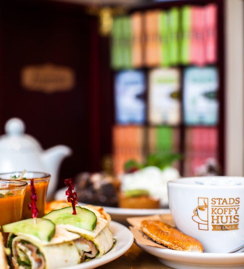 stads koffyhuis high tea