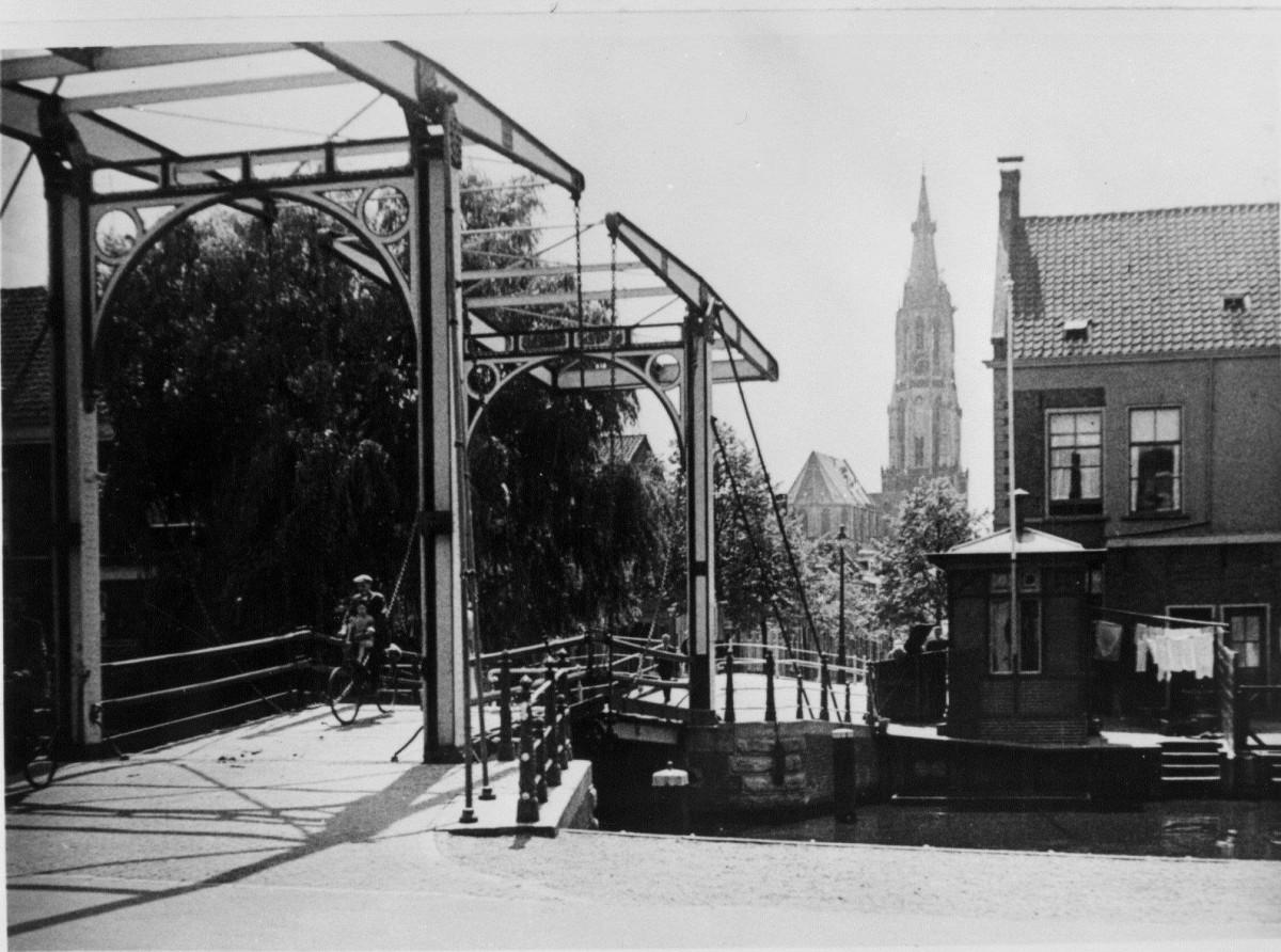 Koepoortbrug 1900