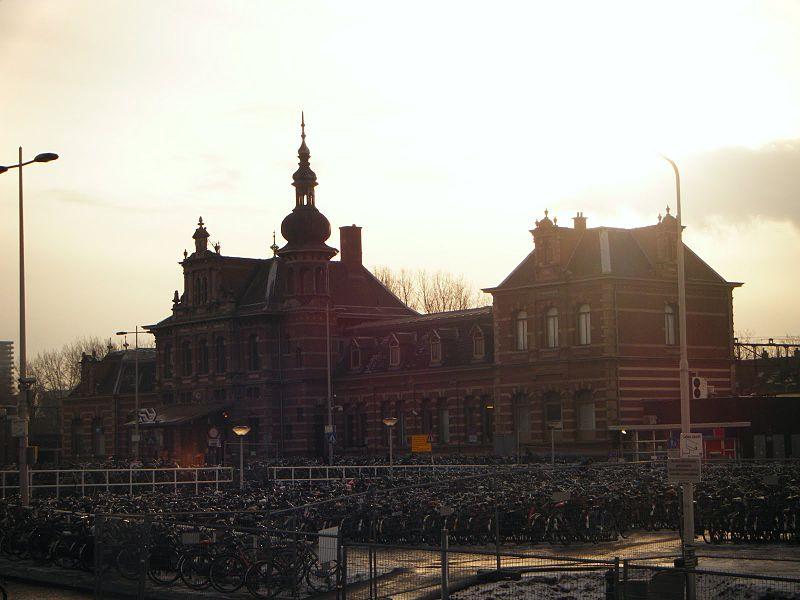 oude stationsgebouw