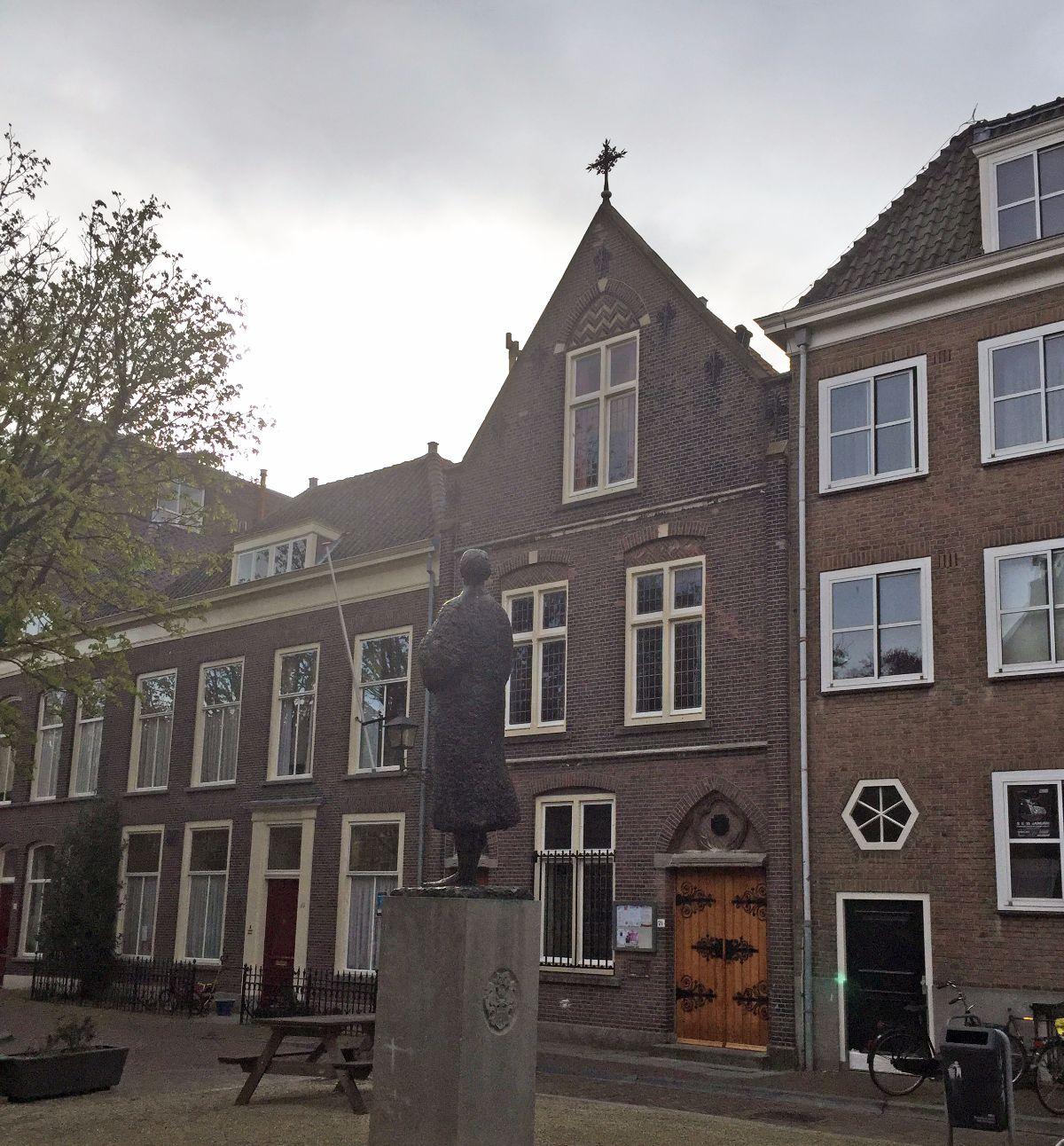 Schuilkerk Bagijnhof Delft
