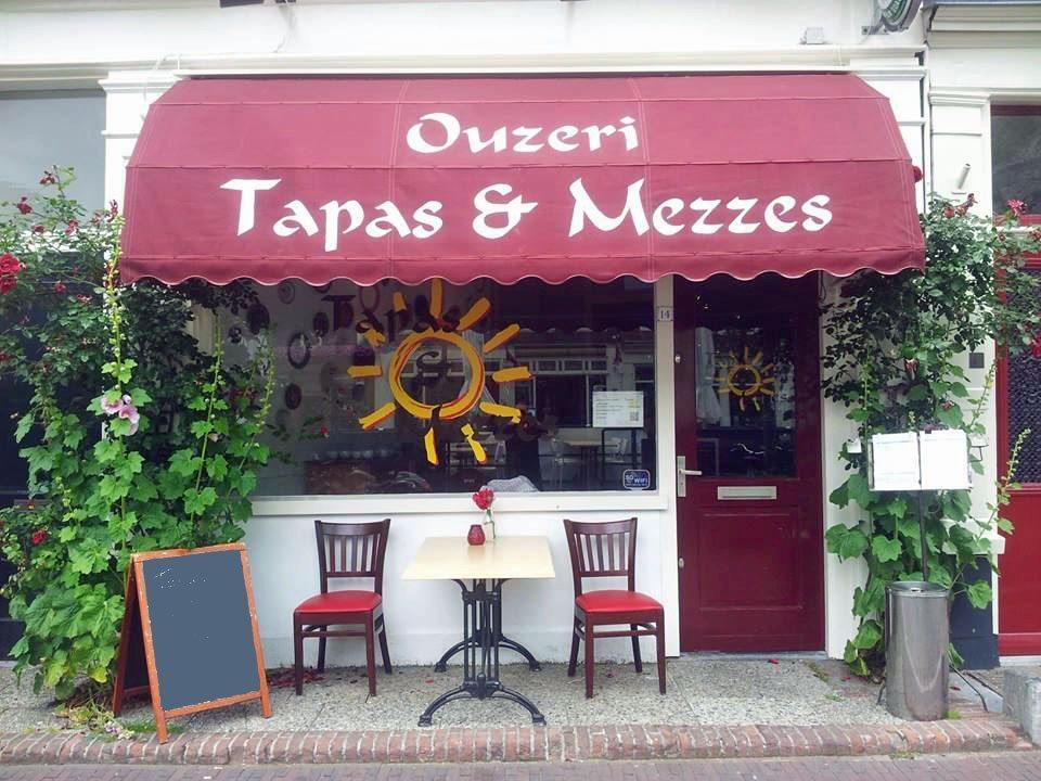 Tapas & Mezzes