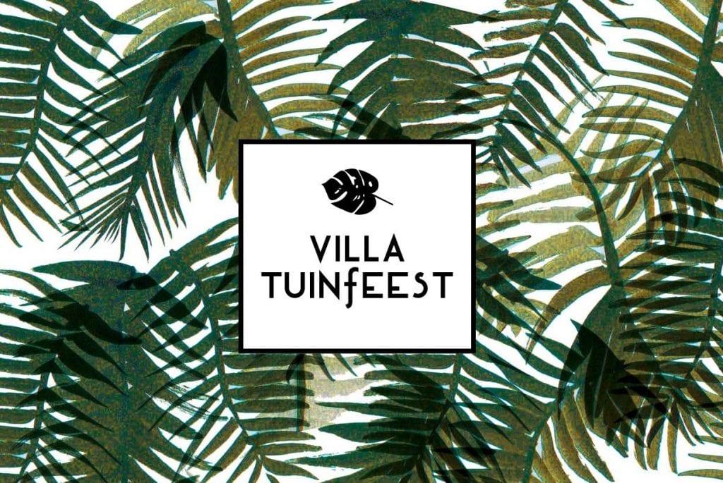 villa tuinfeest Delft