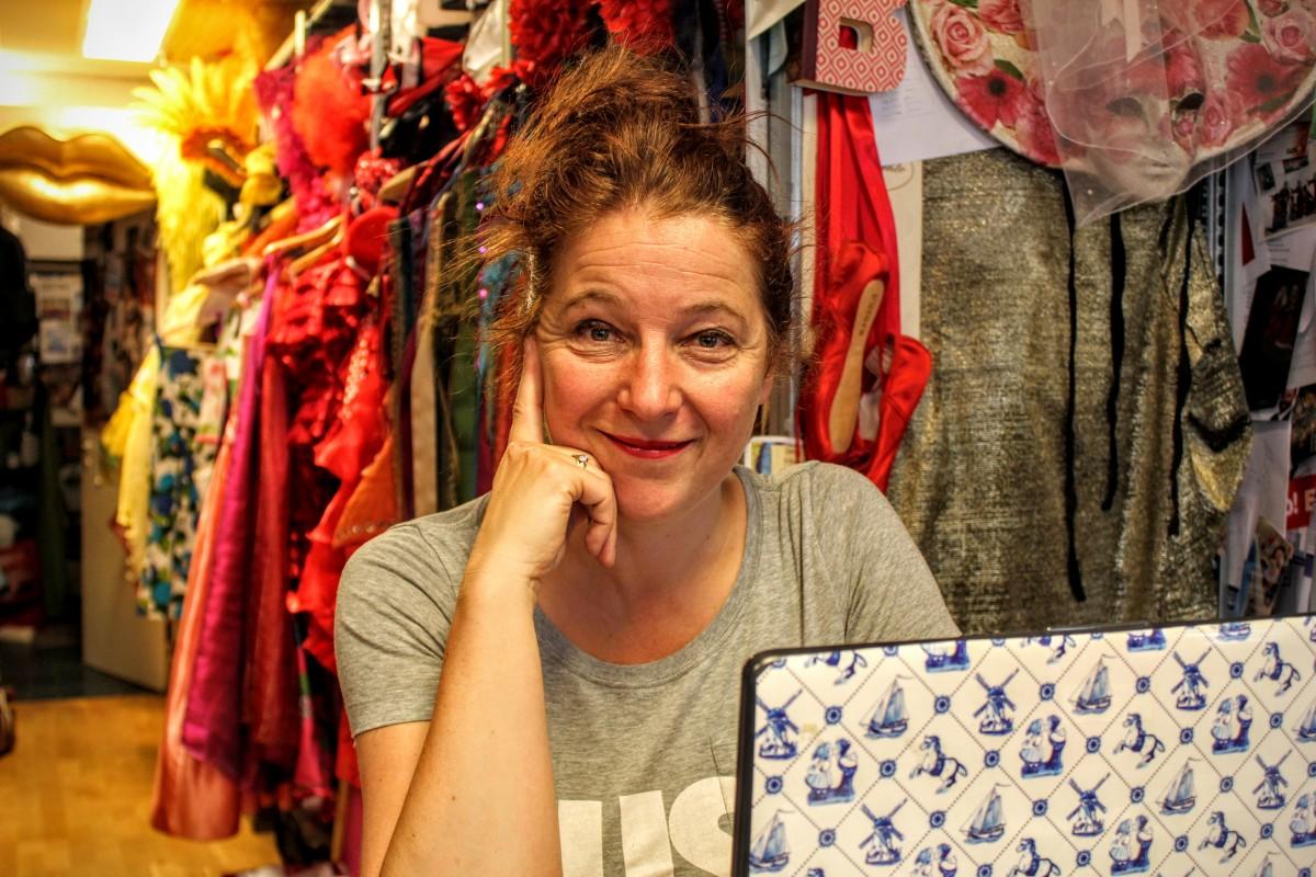 Barbara van Gelder