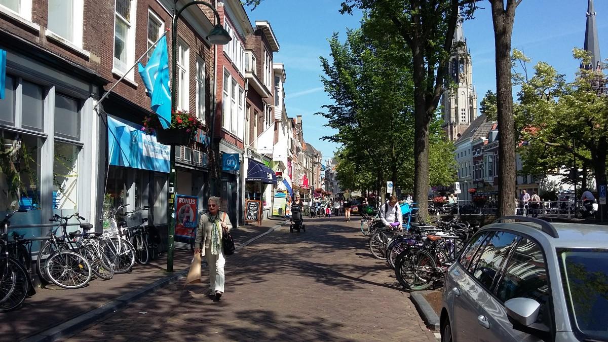 Brabantse Turfmarkt Albert Heijn
