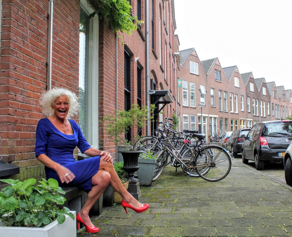 Anny Oving Delft Delftenaren