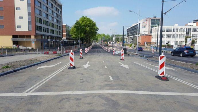 Omleidingen Westlandseweg Delft Spoorzone