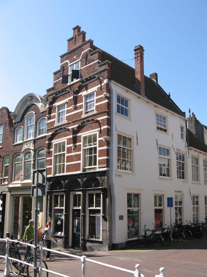 Boekhandel de Omslag Delft