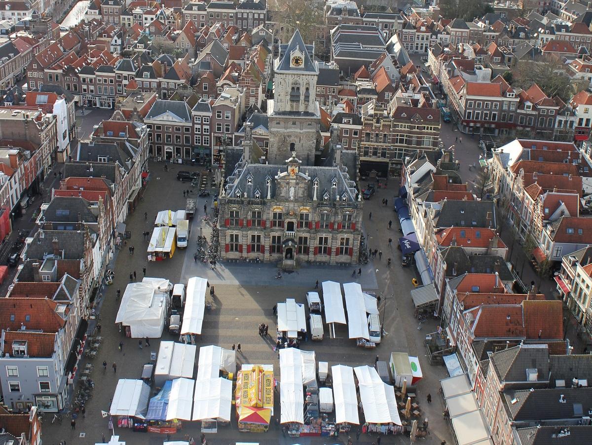 Original Market Delft
