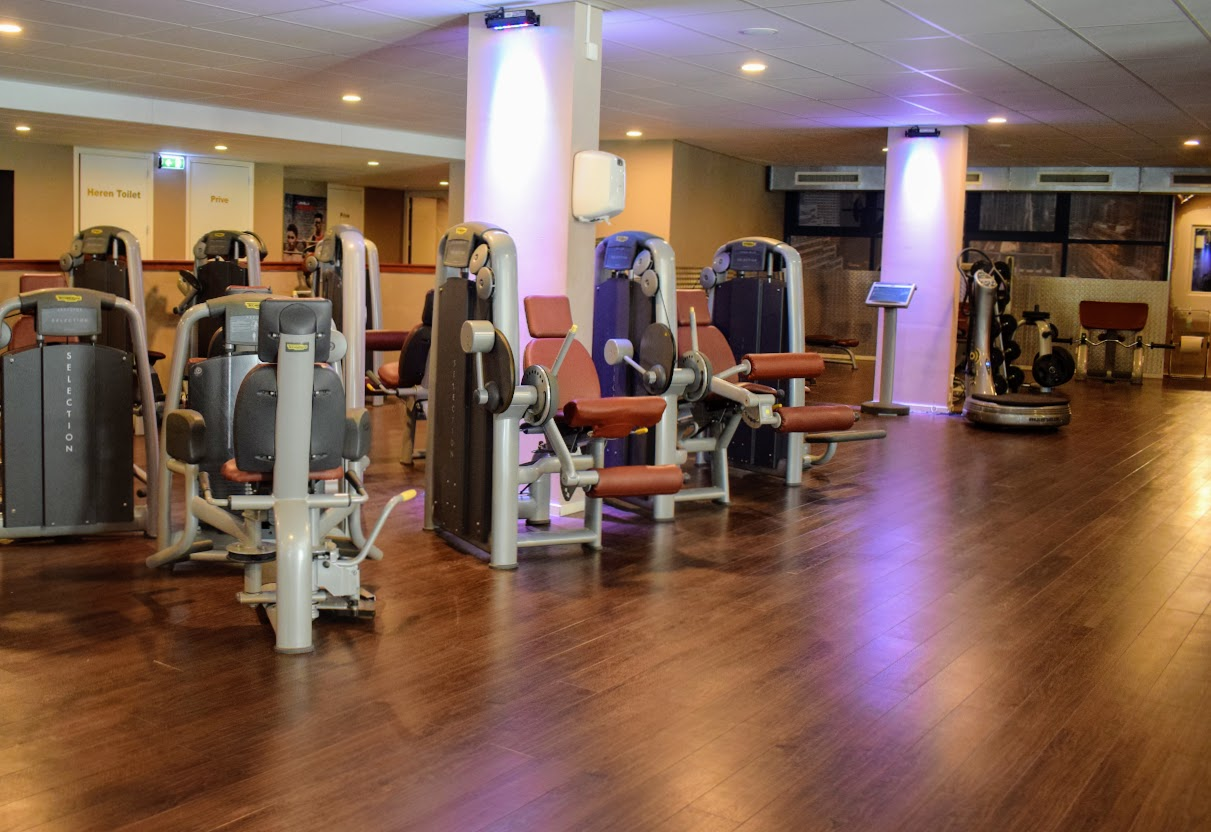 fitness health club delft