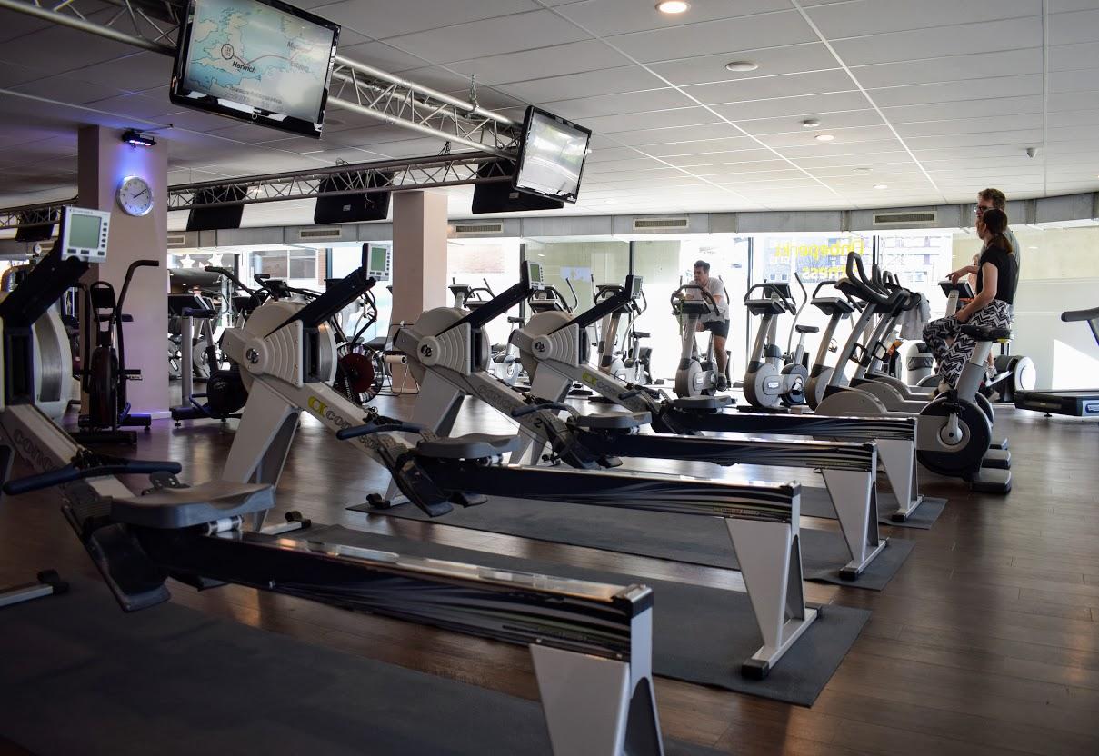 fitness health club delft