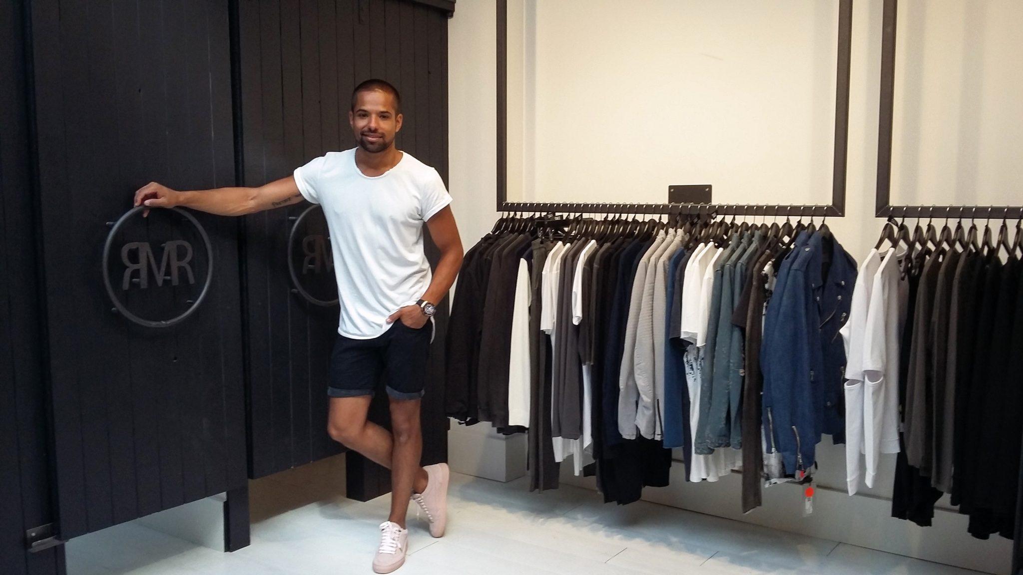 Marcel Rocha van Dinmar Fashionstore