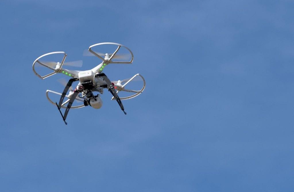 Drone drones delft ANP