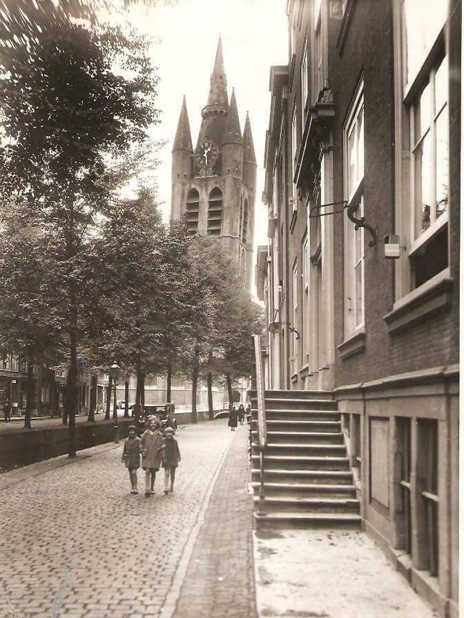 Toen in Delft; Oude Delft