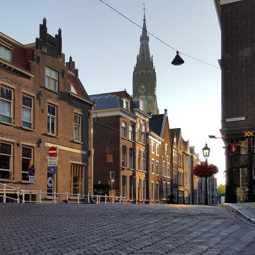 binnenstad Delft