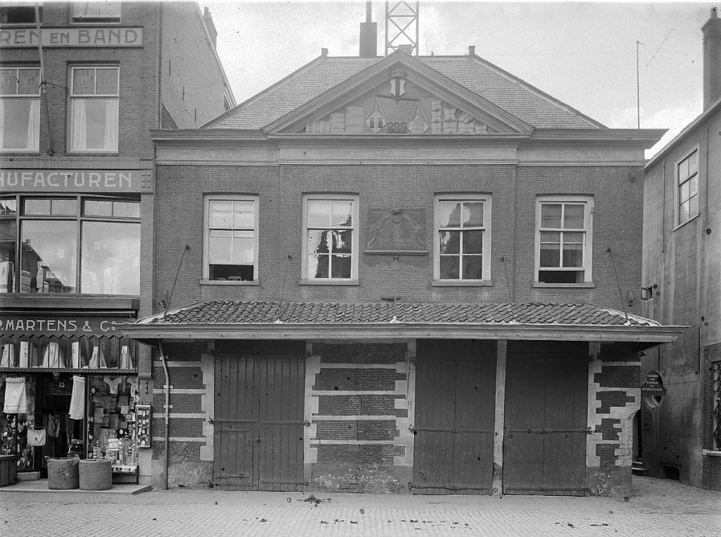 De waag 1920