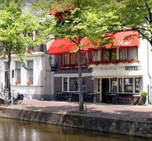 hotel leeuwenbrug Delft blues festival delft