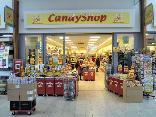 the candyshop delft