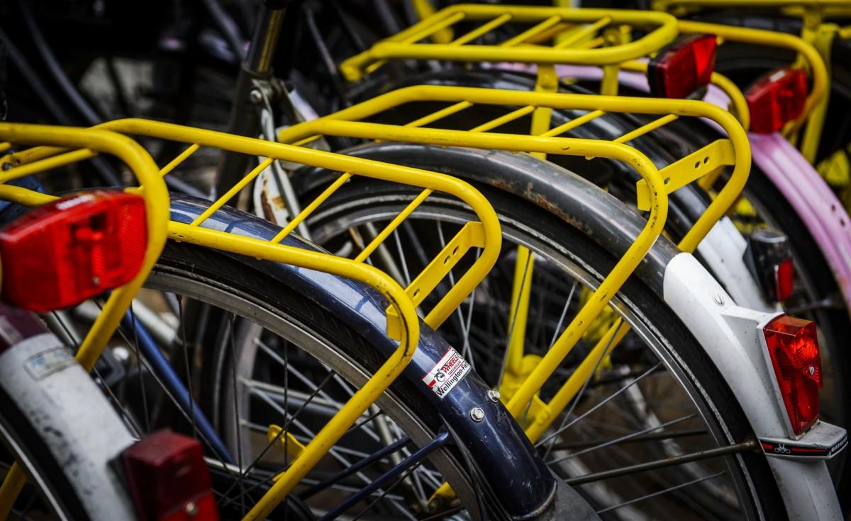 fietsenstalling fiets