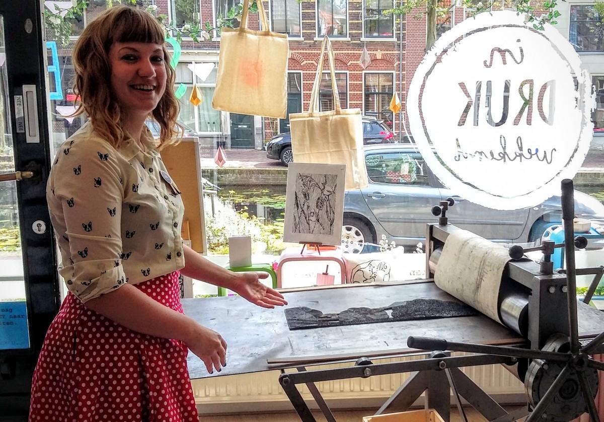 Kirsten van Atelier Indrukwekkend