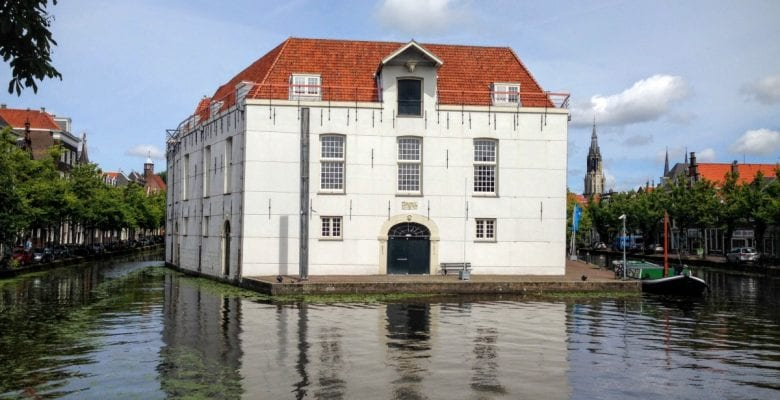 legermuseum arsenaal delft swim to fight cancer