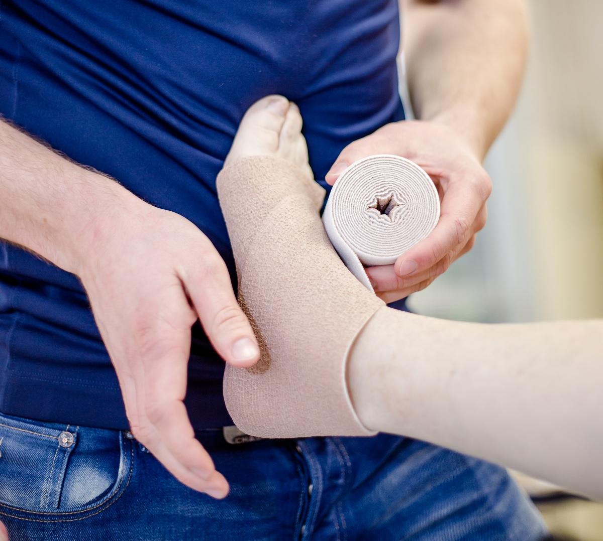 oedeem fysiotherapie