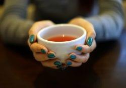 zetten van perfecte thee thee van sander