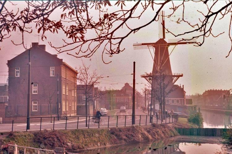 Westvest, spoorsingel 1959