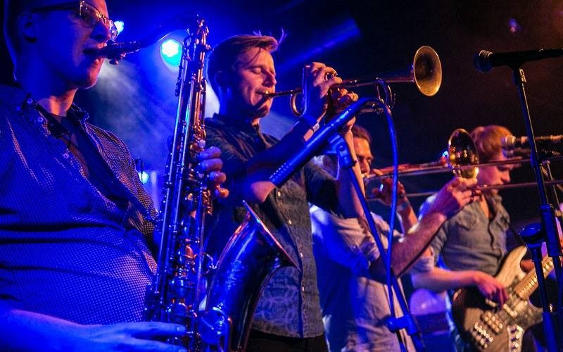 Marutyri Jazz Festival Delft 2017