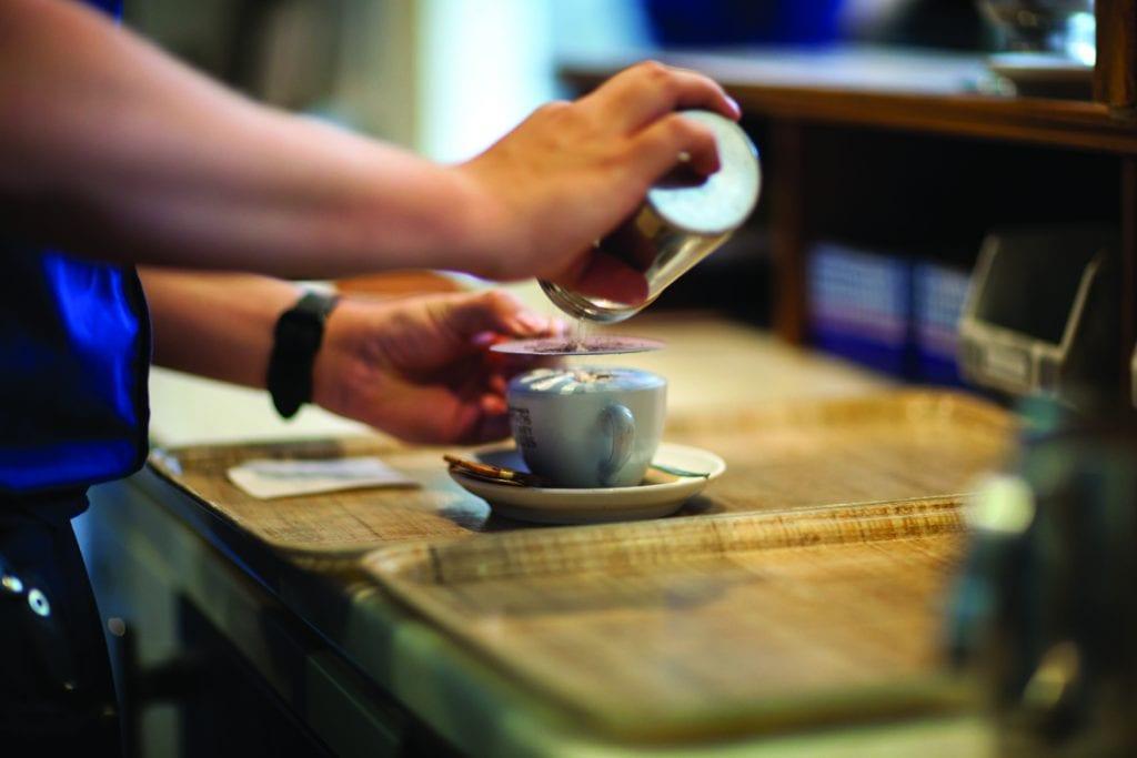 koffie Stads-koffyhuis