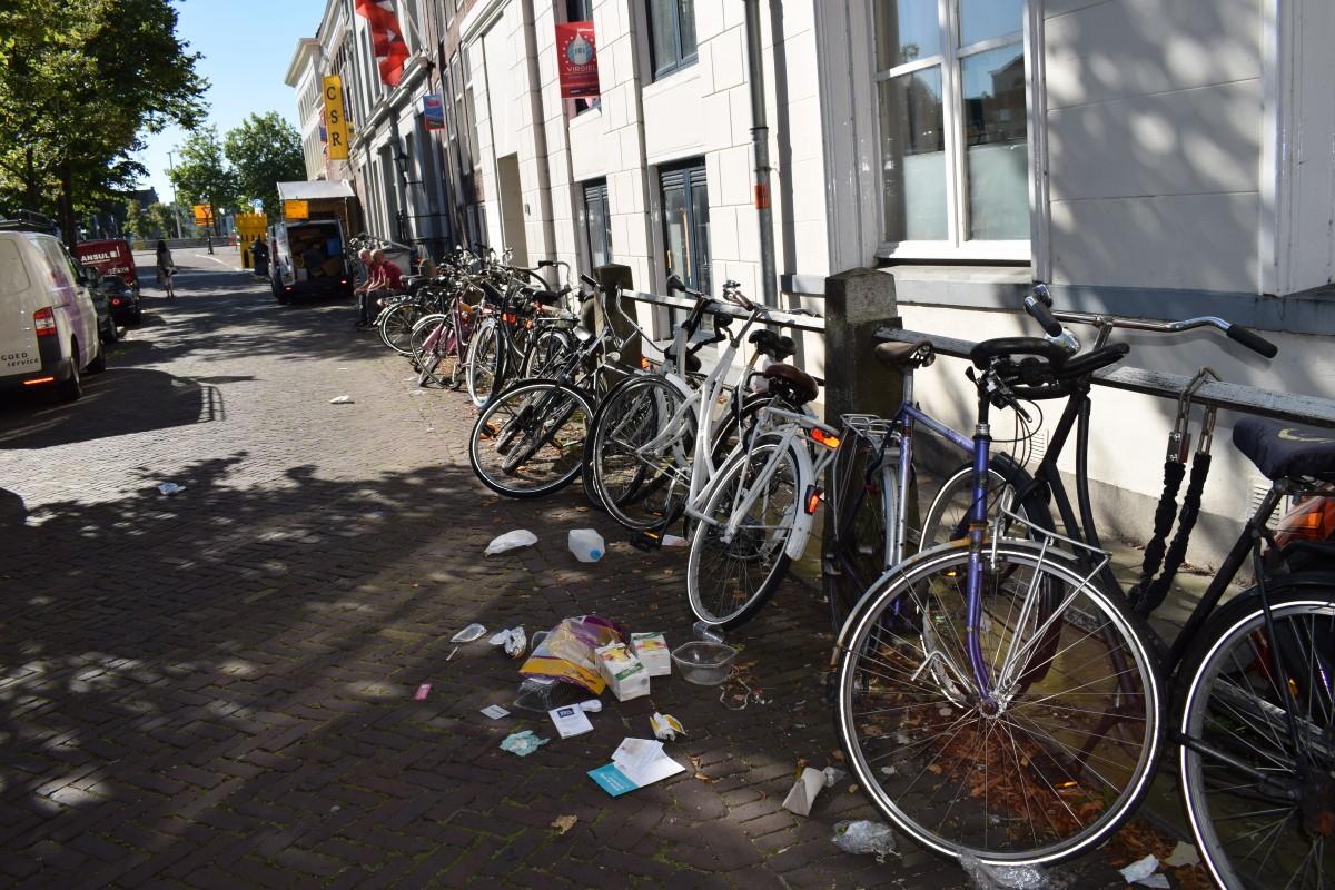 OWee Delft zorgt voor overlast