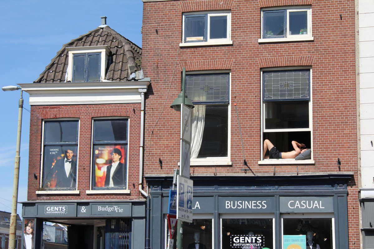 Delft zomer jaloers